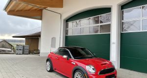 2013 Mini Coupe John Cooper works JCW zu verkaufen