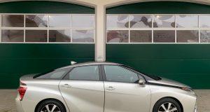2016 Toyota Mirai Wasserstoff Auto zu verkaufen silber