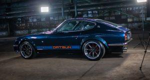 1977 Midnight Blue Pearl Datsun 280z for sale walkaround video